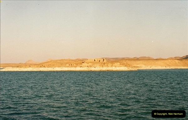 1995-07-19 Kasr Ibrim on Lake Nasser, Nubia.   (2)040
