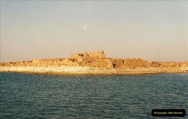 1995-07-19 Kasr Ibrim on Lake Nasser, Nubia.   (3)041
