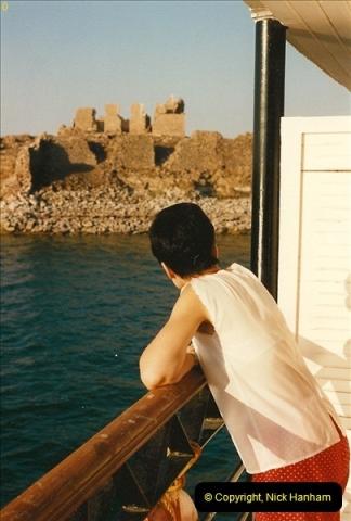 1995-07-19 Kasr Ibrim on Lake Nasser, Nubia.   (4)042