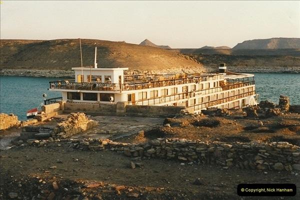 1995-07-19 Kasr Ibrim on Lake Nasser, Nubia.   (5)043