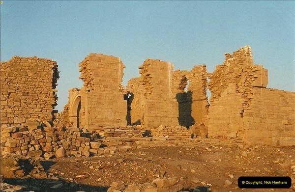 1995-07-19 Kasr Ibrim on Lake Nasser, Nubia.   (6)044