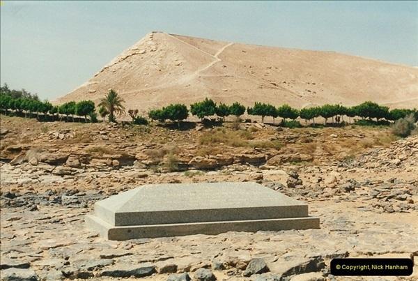 1995-07-20 Abu Simbel, Lake nasser, Nubia.  (10)060