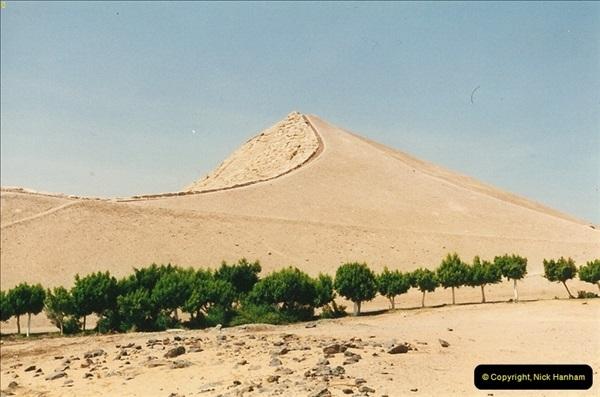 1995-07-20 Abu Simbel, Lake nasser, Nubia.  (11)061