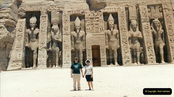 1995-07-20 Abu Simbel, Lake nasser, Nubia.  (13)063
