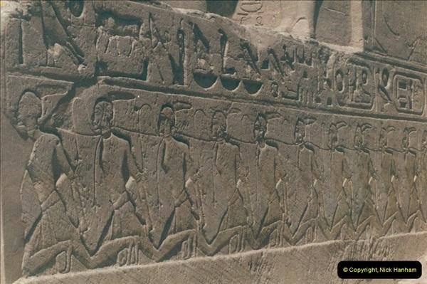 1995-07-20 Abu Simbel, Lake nasser, Nubia.  (25)075