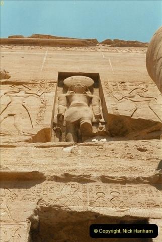 1995-07-20 Abu Simbel, Lake nasser, Nubia.  (26)076