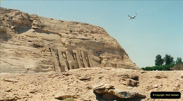 1995-07-20 Abu Simbel, Lake nasser, Nubia.  (35)085