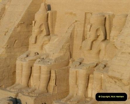 1995-07-20 Abu Simbel, Lake nasser, Nubia.  (44)094