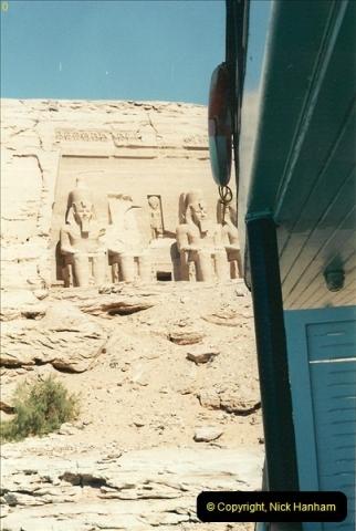 1995-07-20 Abu Simbel, Lake nasser, Nubia.  (6)056