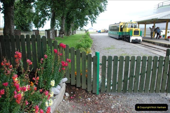 2008-07-14 Clonmacnoise & West Offaly (Turf) Railway.  (104)132
