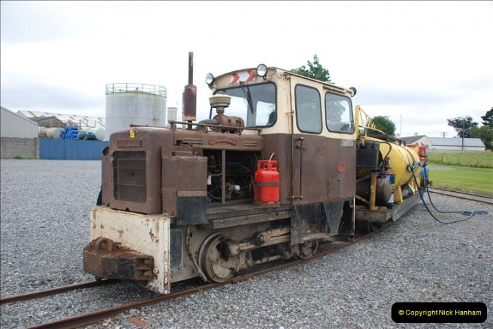 2008-07-14 Clonmacnoise & West Offaly (Turf) Railway.  (14)042