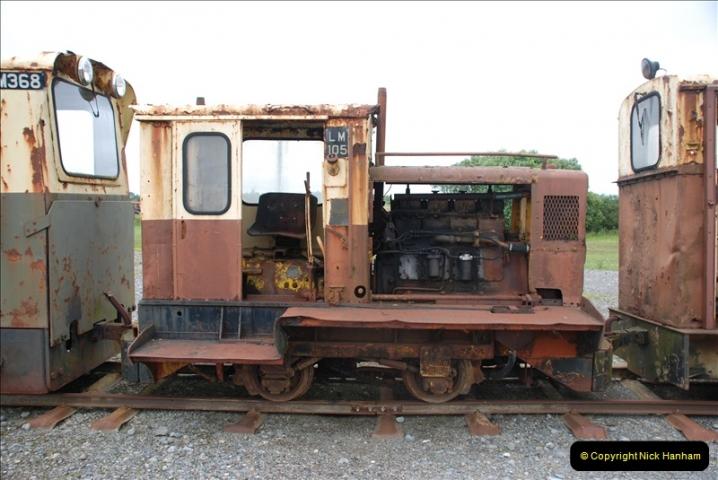 2008-07-14 Clonmacnoise & West Offaly (Turf) Railway.  (18)046
