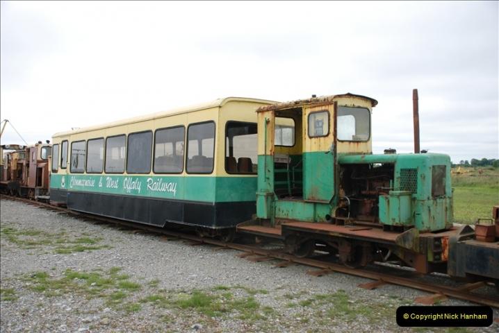 2008-07-14 Clonmacnoise & West Offaly (Turf) Railway.  (23)051