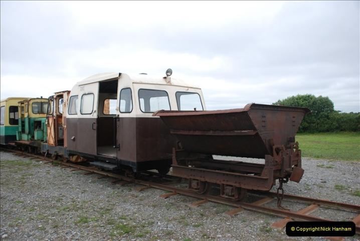 2008-07-14 Clonmacnoise & West Offaly (Turf) Railway.  (27)055