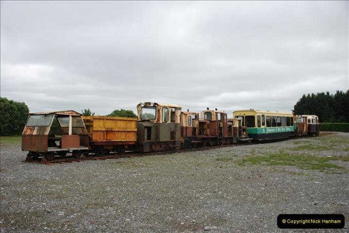 2008-07-14 Clonmacnoise & West Offaly (Turf) Railway.  (49)077