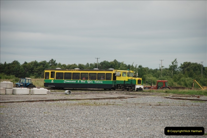 2008-07-14 Clonmacnoise & West Offaly (Turf) Railway.  (53)081