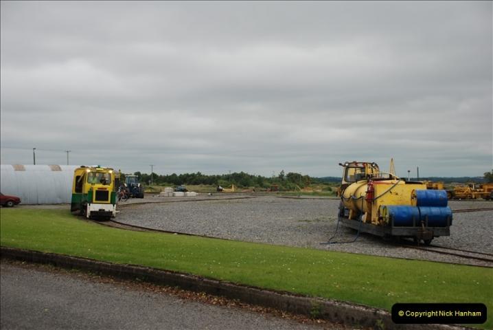 2008-07-14 Clonmacnoise & West Offaly (Turf) Railway.  (56)084