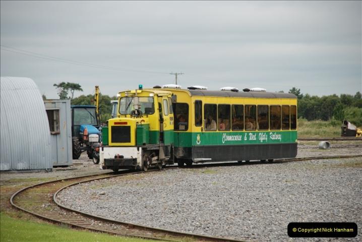 2008-07-14 Clonmacnoise & West Offaly (Turf) Railway.  (57)085