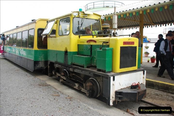 2008-07-14 Clonmacnoise & West Offaly (Turf) Railway.  (63)091