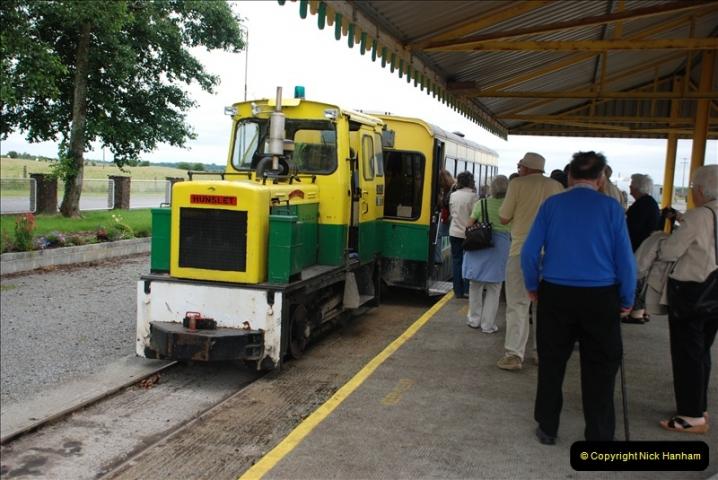 2008-07-14 Clonmacnoise & West Offaly (Turf) Railway.  (67)095