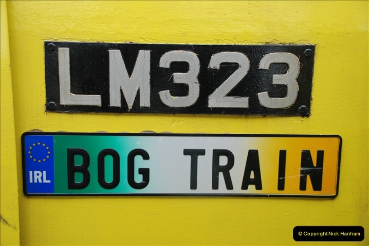 2008-07-14 Clonmacnoise & West Offaly (Turf) Railway.  (70)098
