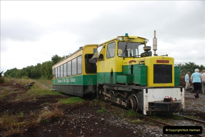 2008-07-14 Clonmacnoise & West Offaly (Turf) Railway.  (73)101