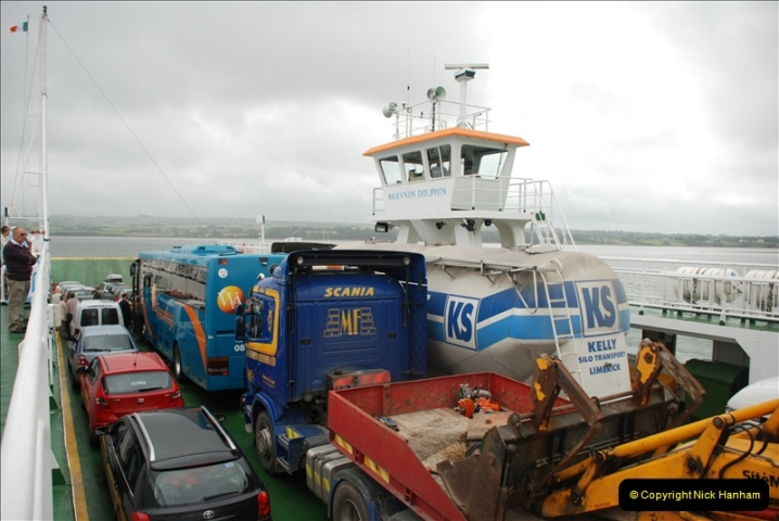 2008-07-16 Ferry crossing to West Clare (8)187