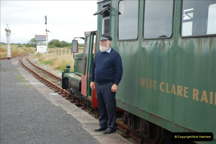 2008-07-16 The West Clare Railway.  (14)206