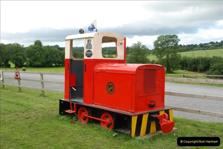 2008-07-18 The Waterford & Suir Valley Railway.  (46)305
