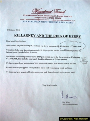 2015-05-27 to 29 Killarney and The Ring of Kerry.  (2)002