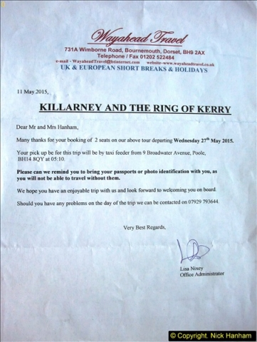 2015-05-27 to 29 Killarney and The Ring of Kerry.  (4)004