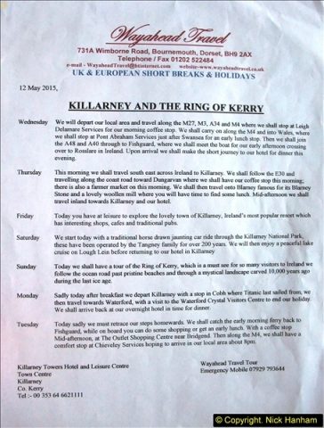 2015-05-27 to 29 Killarney and The Ring of Kerry.  (7)007