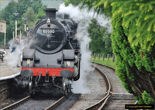 2016-08-05 At the East Lancashire Railway.  (33)033