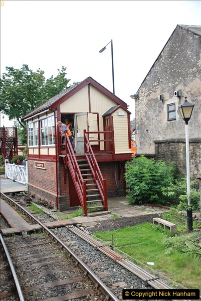 2016-08-05 At the East Lancashire Railway.  (65)065