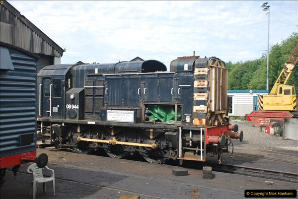 2016-08-05 At the East Lancashire Railway.  (93)093