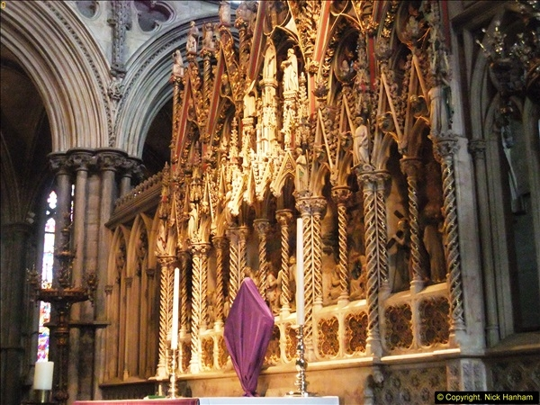 2014-04-06 Ely Cathedral, Ely, Cambridgeshire.  (14)