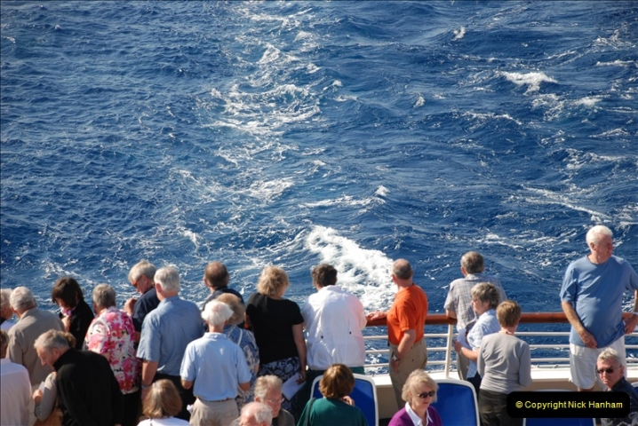 2010-11-04 HMS Welshman Tribute. Torpedoed 01-02-1943 off Tobruk by U617  (10)011