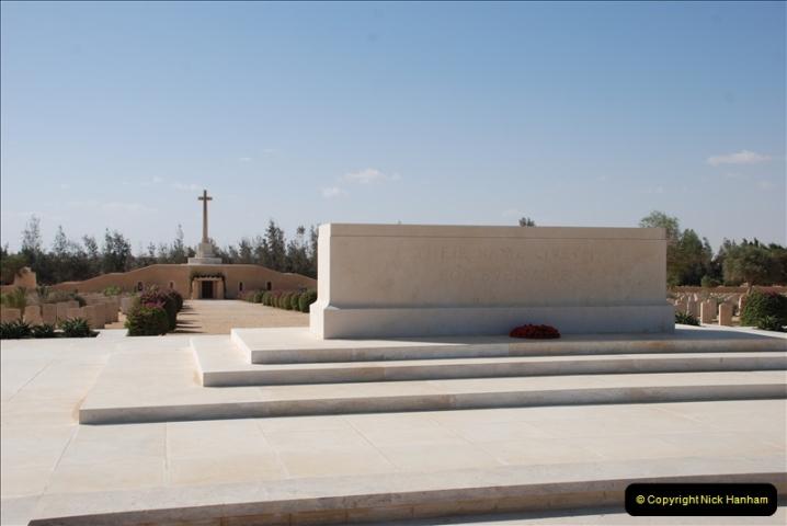 2010-11-05 British Graves at  El Alamein  (10)031
