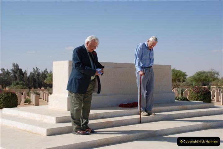 2010-11-05 British Graves at  El Alamein  (12)033