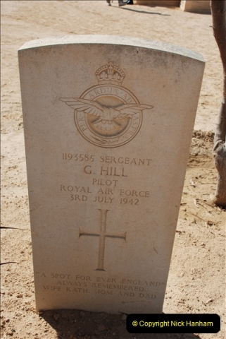 2010-11-05 British Graves at  El Alamein  (19)040