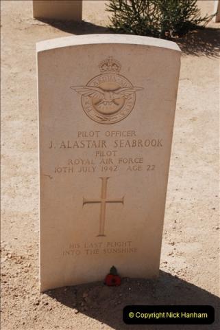 2010-11-05 British Graves at  El Alamein  (22)043