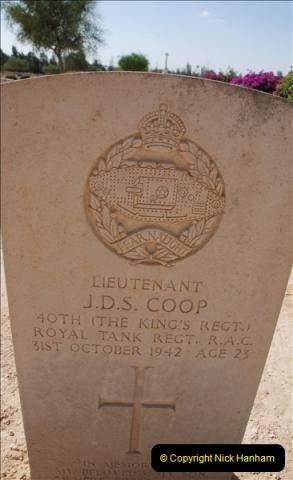 2010-11-05 British Graves at  El Alamein  (24)045