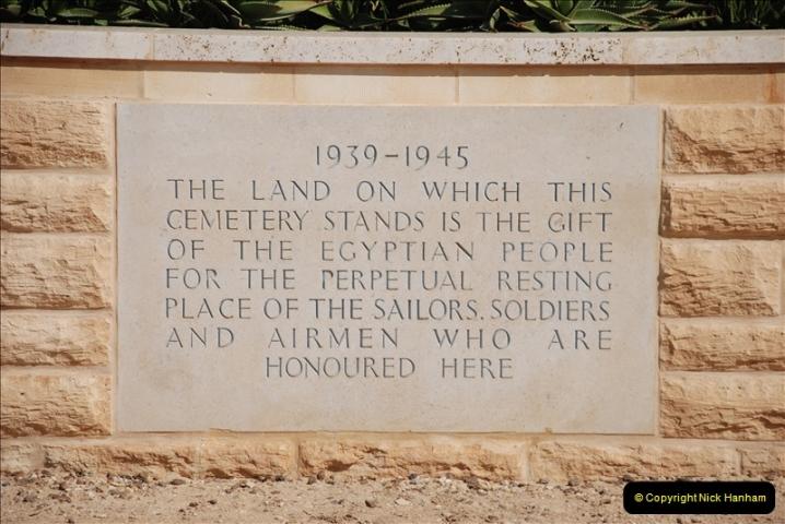 2010-11-05 British Graves at  El Alamein  (25)046