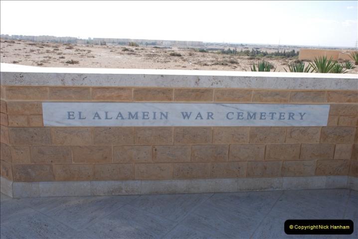 2010-11-05 British Graves at  El Alamein  (3)024