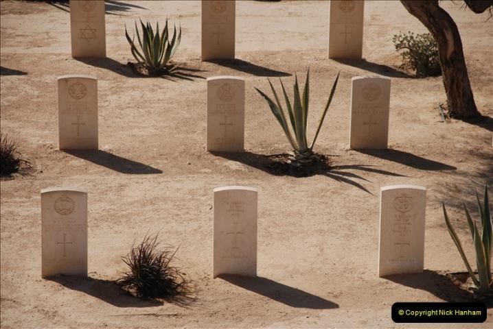 2010-11-05 British Graves at  El Alamein  (32)053