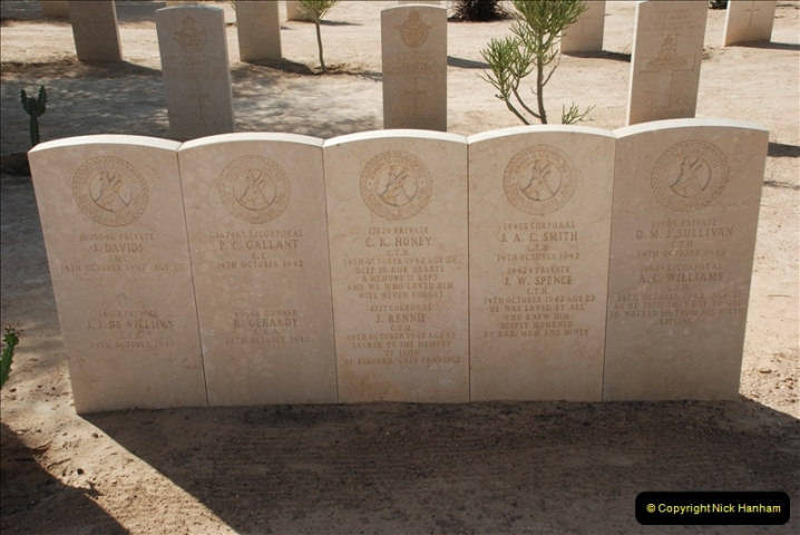 2010-11-05 British Graves at  El Alamein  (36)057