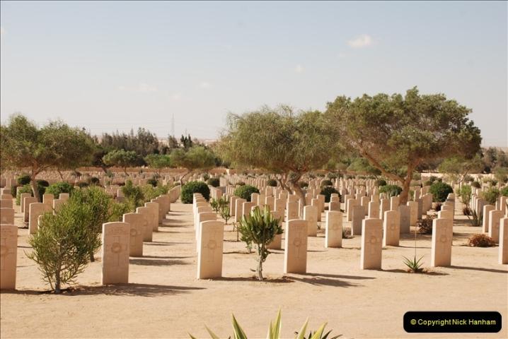 2010-11-05 British Graves at  El Alamein  (4)025
