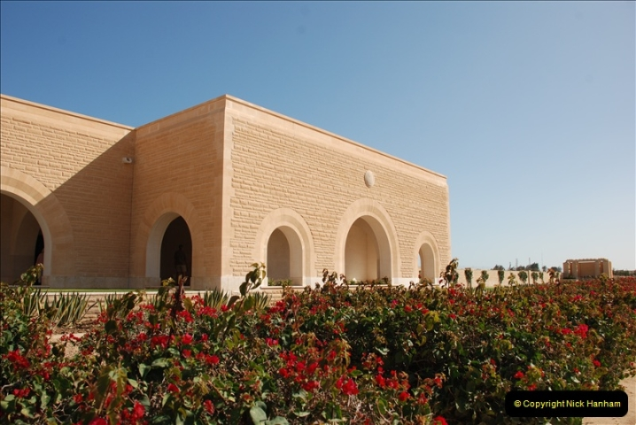 2010-11-05 British Graves at  El Alamein  (6)027