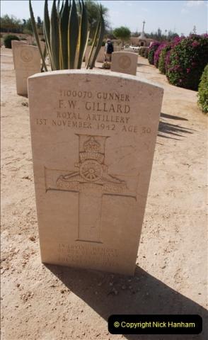 2010-11-05 British Graves at  El Alamein  (8)029