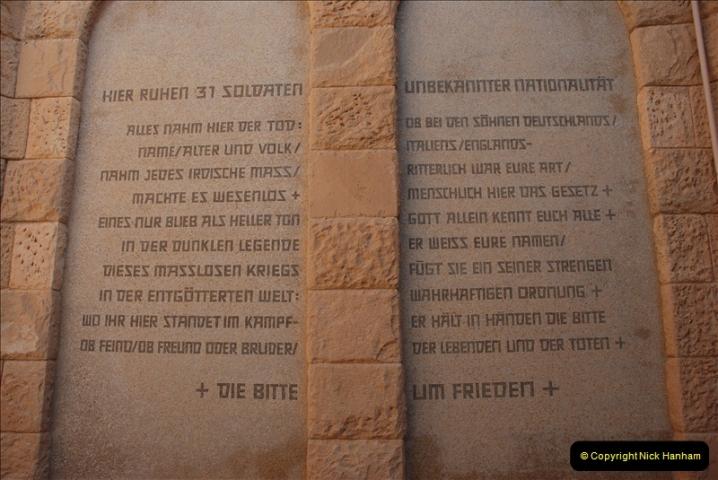 2010-11-05 German Memorial at El Alamein  (10)070